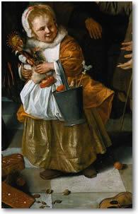 Het Sint Nicolaasfeest Jan Havicksz. Steen