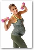 Bewegen tijdens zwangerschap