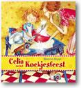 Kinderboek Celia en het koekjesfeest