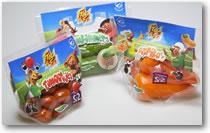 Fred & Ed groente en fruitsnacks nu landelijk verkrijgbaar